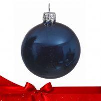 Μπλε - Γαλάζιες Χριστουγεννιάτικες Μπάλες