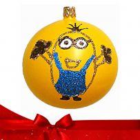 Παιδικές Χριστουγεννιάτικες Μπάλες