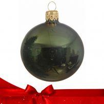 Πράσινες - Λαχανί Χριστουγεννιάτικες Μπάλες