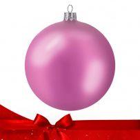 Ροζ Χριστουγεννιάτικες Μπάλες