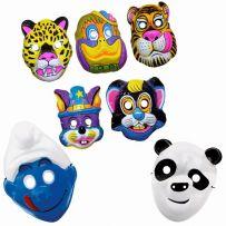 Παιδικές Μάσκες - Cartoon