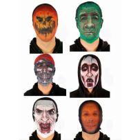 Μάσκες Τρόμου - Υφασμάτινες