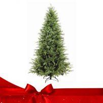 Χριστουγεννιάτικα Δέντρα Plastic PVC - PE