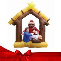 Χριστουγεννιάτικα Φουσκωτά Διακοσμητικά