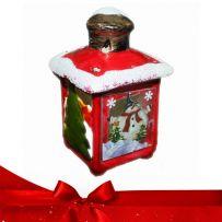 Χριστουγεννιάτικα Κεραμικά Διακοσμητικά