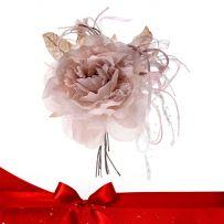 Ροζ Χριστουγεννιάτικα Λουλούδια Πικ