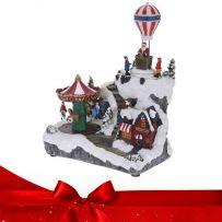 Χριστουγεννιάτικα Χωριά - Πάρκα