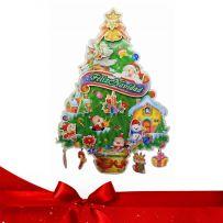Χριστουγεννιάτικες Κάρτες - Αυτοκόλλητα - Μαγνητάκια