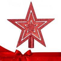 Χριστουγεννιάτικες Κορυφές Αστέρια