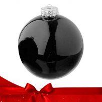 Μαύρες Χριστουγεννιάτικες Μπάλες