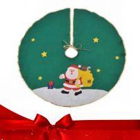 Χριστουγεννιάτικες Ποδιές Δέντρου