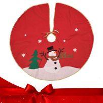 Χριστουγεννιάτικες Ποδιές Δέντρου - Υφάσματα