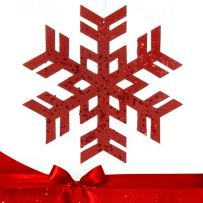 Χριστουγεννιάτικο Ντεκόρ Οροφής - Βιτρίνας