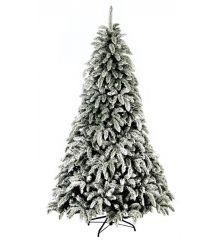 Χριστουγεννιάτικο Χιονισμένο Δέντρο SnowWhite - 240 cm