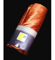 Βελούδο Ύφασμα Πακέτο Χρώματος Μπρονζέ - 140*300 εκ