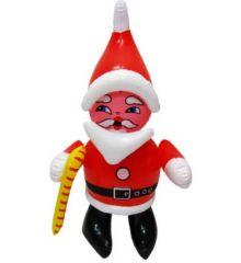 Χριστουγεννιάτικος Φουσκωτός Άγιος Βασίλης (40cm)