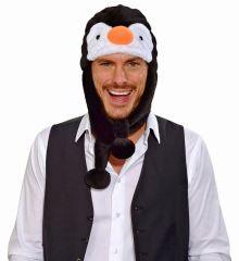 Αποκριάτικη Αξεσουάρ Καπέλο Πιγκουίνος