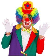 Αποκριάτικο Αξεσουάρ Παπιγιόν Κλόουν Πουά - 3 Χρώματα