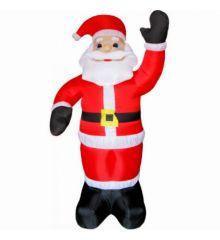 Χριστουγεννιάτικος Φουσκωτός Άγιος Βασίλης (1.20m)