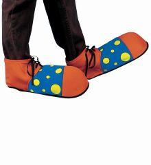 Αποκριάτικο Αξεσουάρ Παπούτσια Κλόουν Πουά
