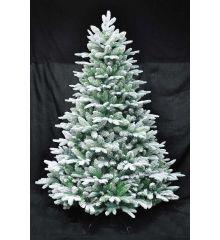 Χριστουγεννιάτικο Χιονισμένο Δέντρο FLOCKED PLASTIC (1,8m)