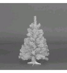 Χριστουγεννιάτικο Επιτραπέζιο Δέντρο SUPER COLORADO Λευκό (60cm)