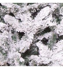 Χριστουγεννιάτικο Χιονισμένο Δέντρο FLOCKED PINE (2,4m)