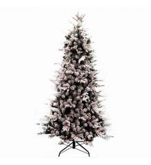 Χριστουγεννιάτικο Χιονισμένο Δέντρο MILWAUKEE (2,1m)
