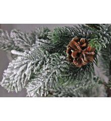 Χριστουγεννιάτικο Δέντρο Χιονισμένο με Σακί (1m)