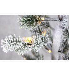 Χριστουγεννιάτικο Φωτιζόμενο Δέντρο Χιονισμένο με LED (1,5m)