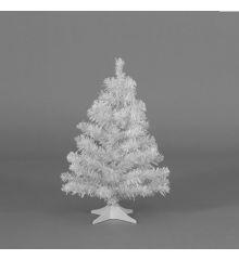 Χριστουγεννιάτικο Επιτραπέζιο Δέντρο SUPER COLORADO Λευκό (45cm)