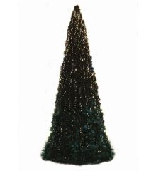Χριστουγεννιάτικο Δέντρο Giant Tree PVC με 5328 LED (6,5m)