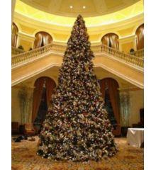 Χριστουγεννιάτικο Δέντρο Giant Tree PVC με 8880 LED (12,1m)