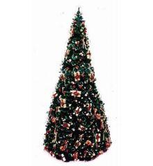 Χριστουγεννιάτικο Δέντρο Giant Tree PVC με 7104 LED (7,9m)