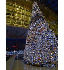 Χριστουγεννιάτικο Δέντρο Giant Tree PVC με 8880 LED (10m)