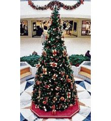 Χριστουγεννιάτικο Δέντρο GIANT TREE PVC (14,2m)