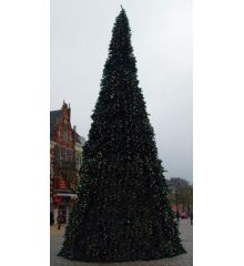 Χριστουγεννιάτικο Δέντρο GIANT TREE PVC Extra Large (23,8m)