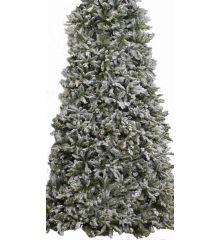 Χριστουγεννιάτικο Δέντρο Giant Tree Flock PE/PVC με 9250 LED (8m)