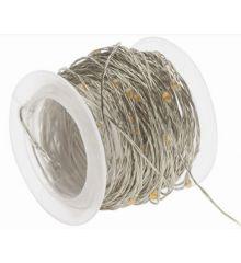 240 Πολύχρωμα Φωτάκια LED Copper Εξωτερικού Χώρου (24m)