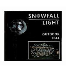 Χριστουγεννιάτικος Προβολέας LED, Snowfall