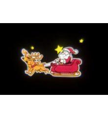 Χριστουγεννιάτικος Προβολέας LED, Άγιος Βασίλης