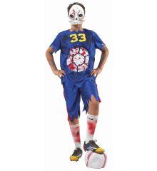 Αποκριάτικη Στολή Ποδοσφαιριστής Τρόμου