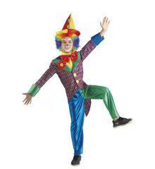 Αποκριάτικη Στολή Circus Clown