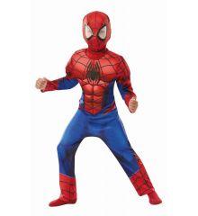Αποκριάτικη Στολή Marvel Deluxe Spiderman