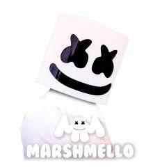 Αποκριάτικο Αξεσουάρ Μάσκα Marshmello