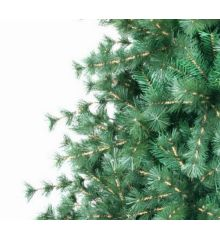 Χριστουγεννιάτικο Παραδοσιακό Δέντρο με Πευκοβελόνες (2,1m)