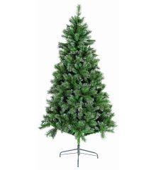 Χριστουγεννιάτικο Δέντρο GLITTER PINE Χιονέ (2,4m)