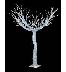 Χριστουγεννιάτικο Φωτιζόμενο Ακρυλικό Δέντρο με 656 LED (1,5m)