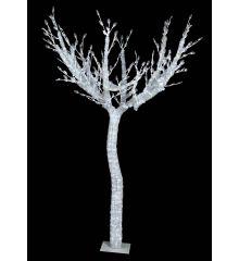 Χριστουγεννιάτικο Φωτιζόμενο Ακρυλικό Δέντρο με 1096 LED (2m)