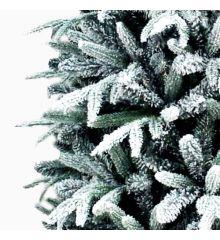 Χριστουγεννιάτικο Στενό Χιονισμένο Δέντρο NORWAY (2,4m)